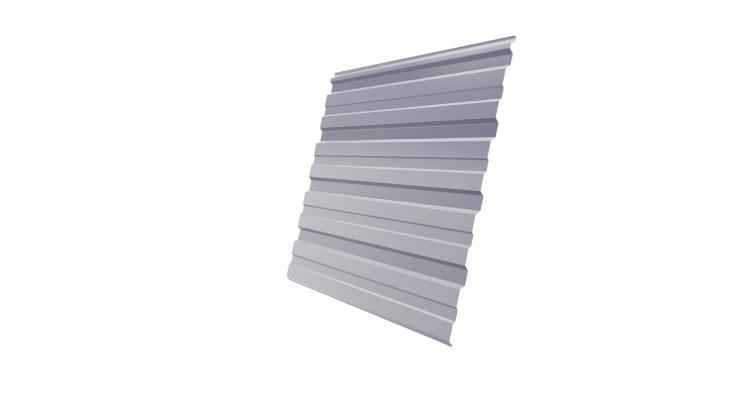 Профнастил С10R 0,7 PE RAL 7004 сигнальный серый