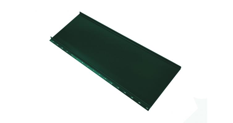 Кликфальц mini Grand Line 0,5 Satin с пленкой на замках RAL 6005 зеленый мох