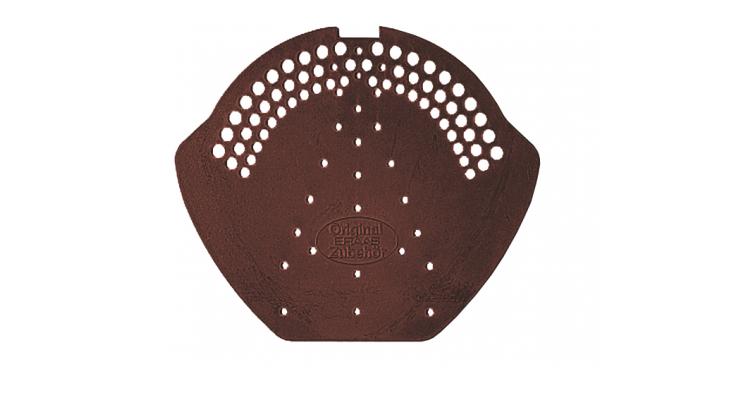 Коньковый торцевой элемент Braas коричневый