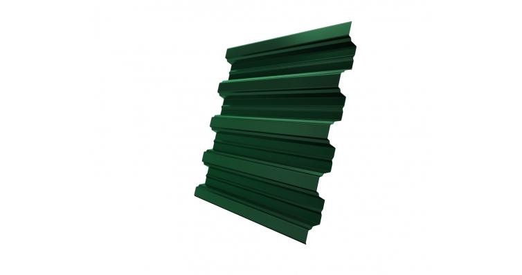 Профнастил Н75R 0,7 plus PE RAL 6005 зеленый мох