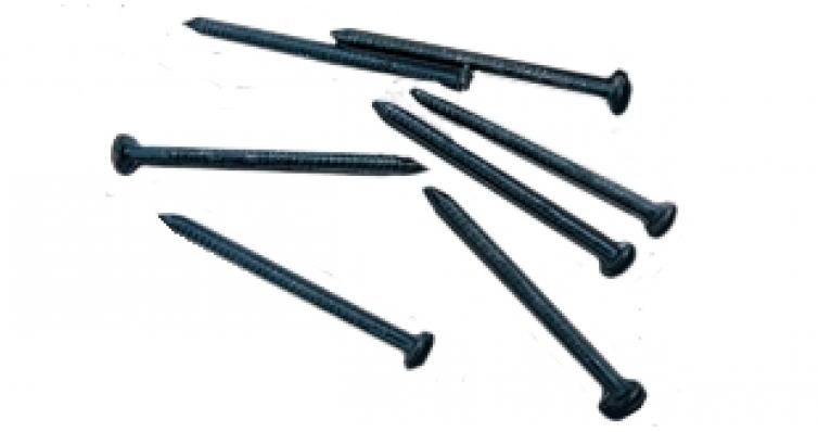 Гвозди DECRA черные (1,5 кг)