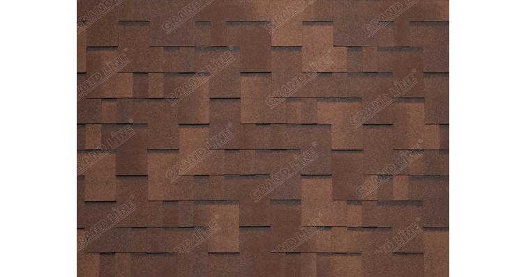 Тегола Альпин коричневый с отливом