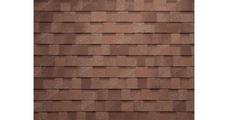 Тегола Аляска коричневый с отливом