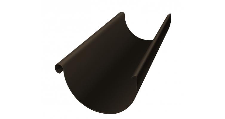 Желоб полукруглый 150 мм 3 м RR 32 темно-коричневый