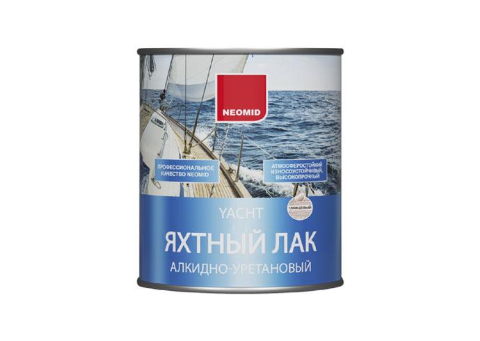 Neomid Лак яхтный алкидно-уретановый глянц. 0,75 л