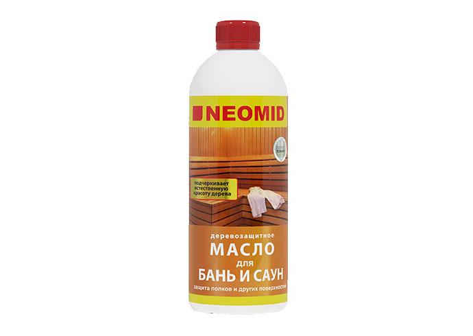 Neomid Масло для бань и саун 0,25 л