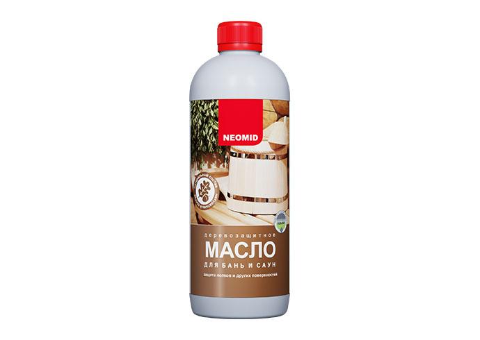 Neomid Масло для бань и саун 0,5 л