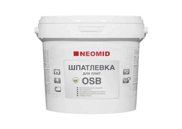 Neomid Шпатлевка для плит OSB 7кг