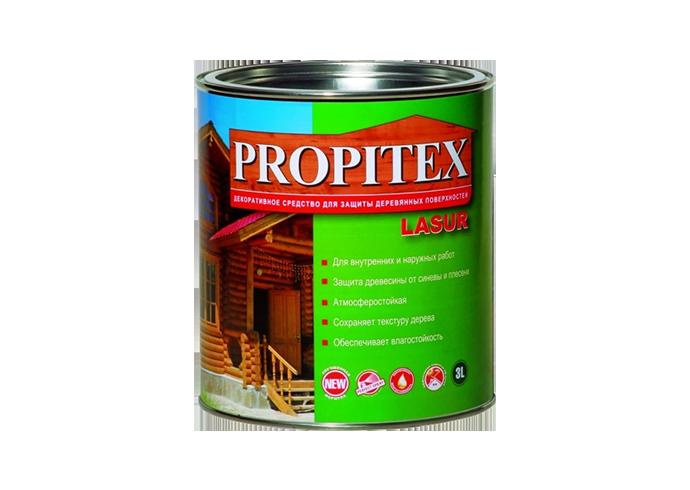 Пропитка PROPITEX LASUR защитная (бесцветная)
