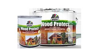 Декоративные пропитки Wood Protect