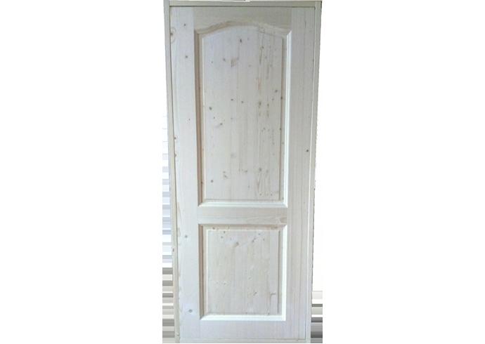 Дверь Филенчатая с коробкой (ДГФ)