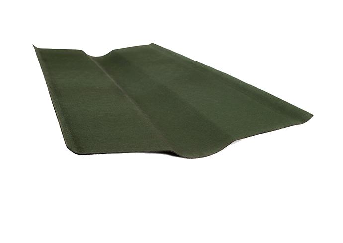 Ендова зеленая Ондулин для Черепица
