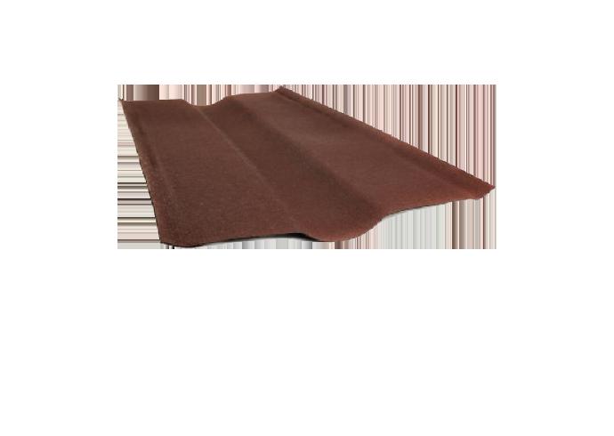 Ендова коричневая Ондулин для Черепица