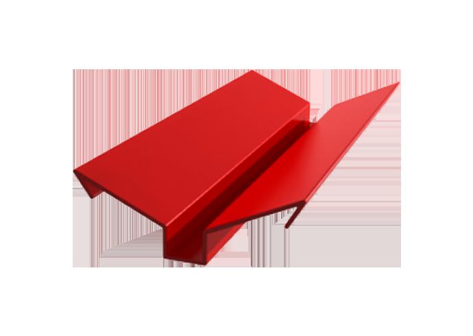 Ендова внешняя полиэстер ширина полки 90 мм x 1000