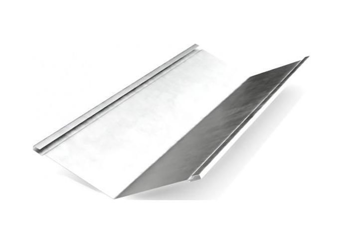 Ендова внутренняя оцинкованная ширина полки 350x1000