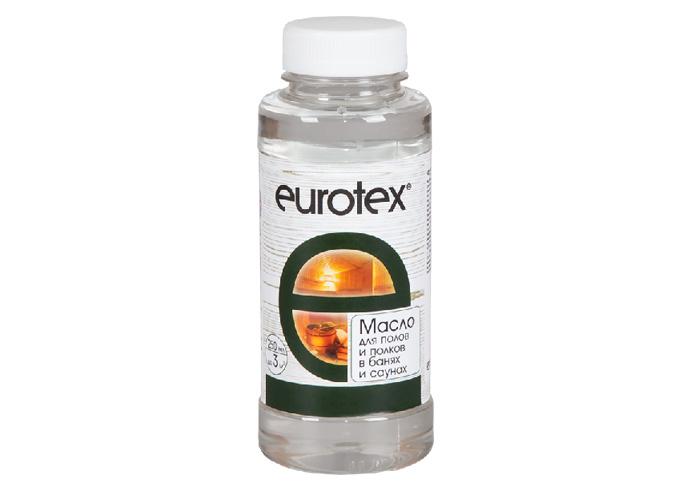 EUROTEX Сауна Масло