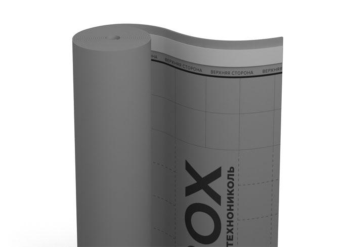 Пленка Гидро-ветрозащитная диффузионная мембрана ISOBOX 95