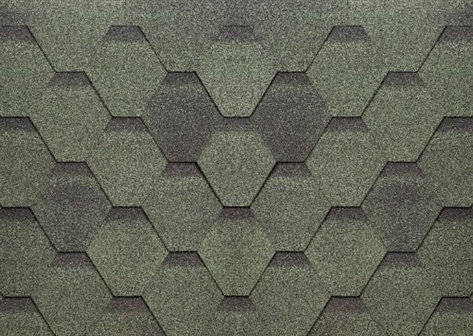 Кадриль Соната зеленый