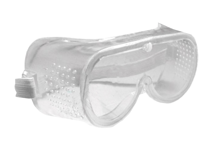 Очки защитные для работы с болгаркой FIT 12207
