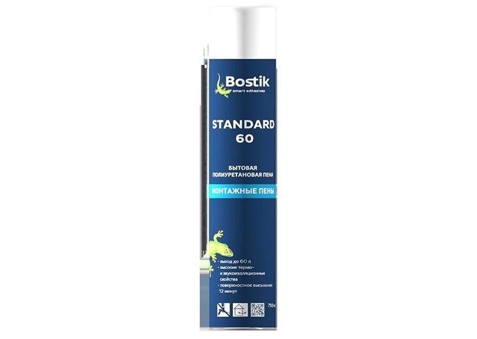 Пена монтажная BOSTIK 7005584 Standard 60