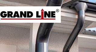 Металлические водосточные системы Grand Line