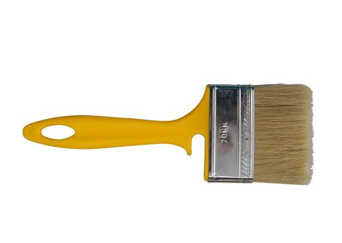 Кисть флейцевая Лак 50x12мм Expert