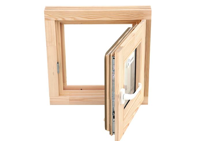 Одностворчатые окна 580x580
