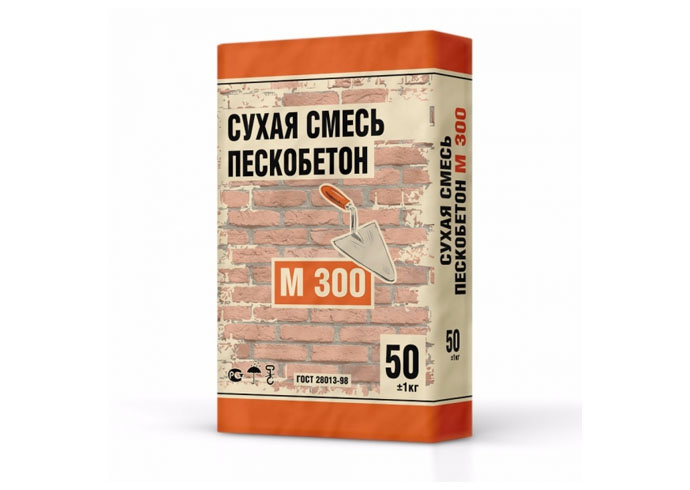 Цемент M300