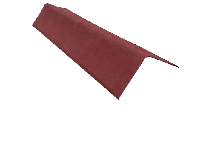 Щипцовый профиль Ондулин красный