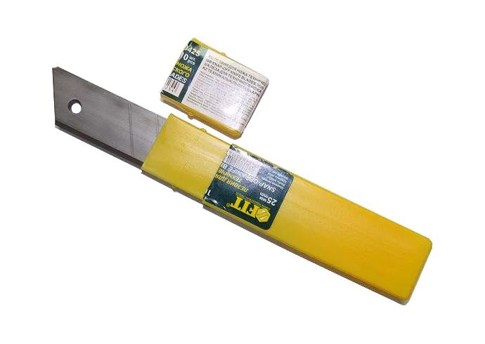 Лезвия для ножа 25мм fit-10425