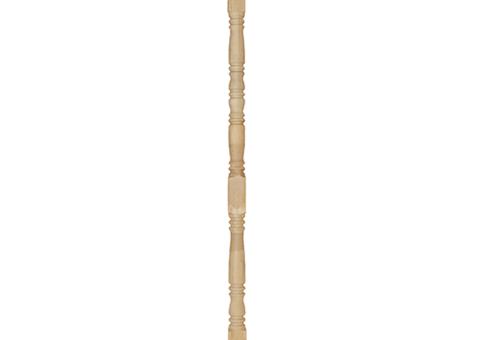 Столб опорный Англия хвоя 100x100x2500