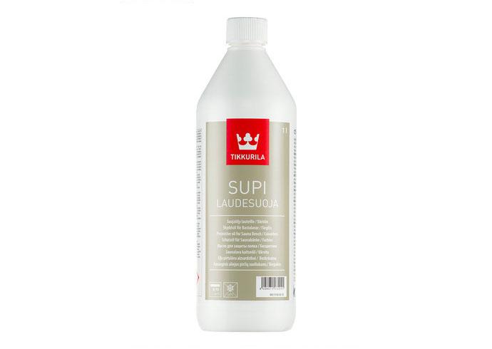Масло для полка Supi Laudesuoja Tikkurila Супи Лаудесуоя - Supi Laudesuoja