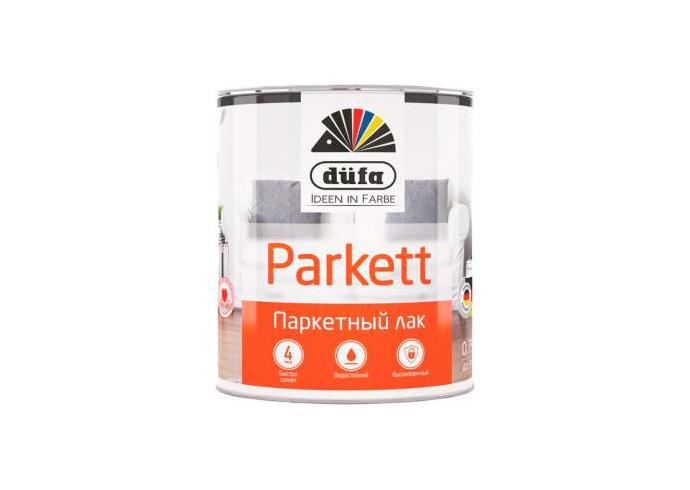 Лак паркетный düfa Retail PARKETT (глянцевый)