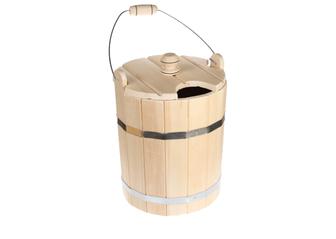 Ведро-запарник 18 литров